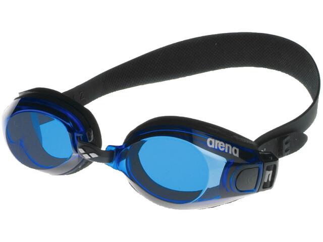 arena Zoom Neoprene Svømmebriller, black/blue/navy